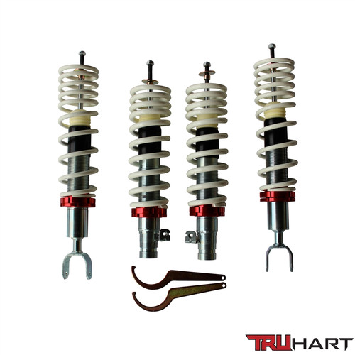 TruHart - Basic Coilovers (92-00 Civic / 94-01 Integra)