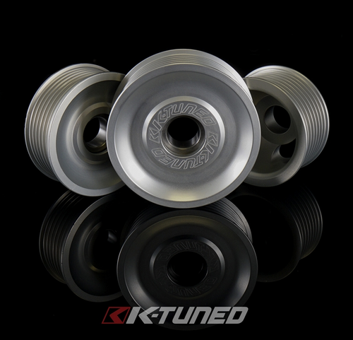 K-Tuned - AC/PS Replacement Pulley