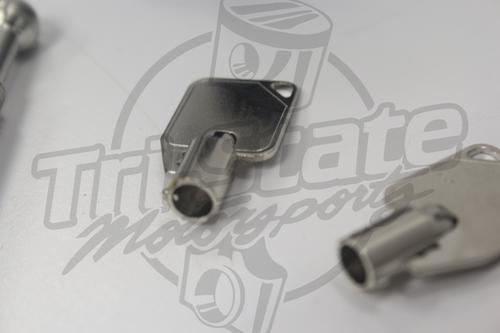Quik-Latch - QL-38 Series Lockable Hood Pin Kits