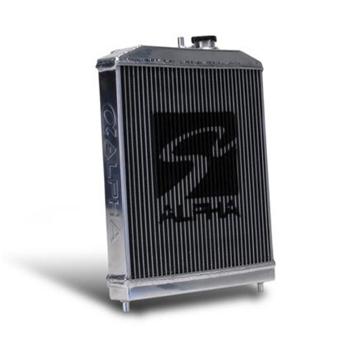 Skunk2 - Alpha Series 92-00 Honda Civic Radiator (Half Size)