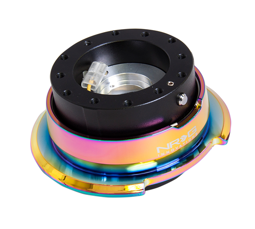NRG - Quick Release GEN 2.8 (Black Body/Neo Chrome Ring)