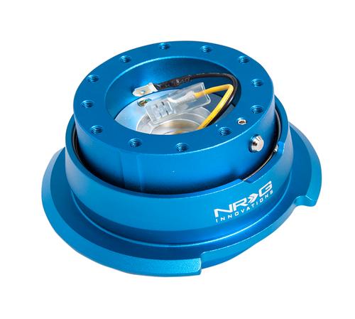 NRG - Quick Release GEN 2.8 (Blue Body/Blue Ring)