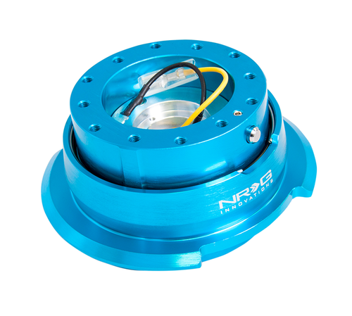 NRG - Quick Release GEN 2.8 (New Blue Body/New Blue Ring)