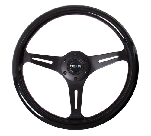 NRG - Black Spoke Series ST-015BK