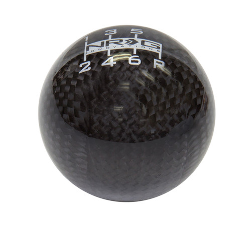 NRG - Ball Style Universal Carbon Fiber Ball Knob (PATTERN)