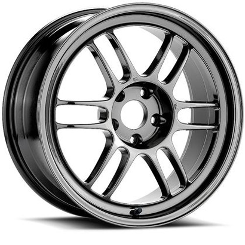 Enkei - RPF1 Wheels (Special Black Chrome)