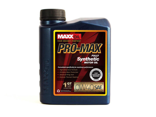 Maxx Oil - PRO MAX 5W40 Synthetic