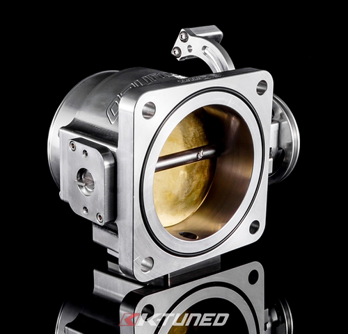 K-Tuned - 80mm Throttle Body  Domestic Style