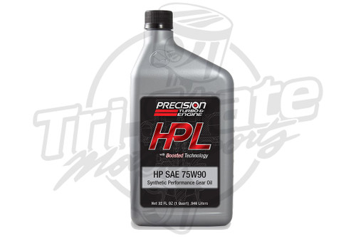 Precision HPL HP SAE 75W90 Synthetic Performance Gear Oil (Qt.)