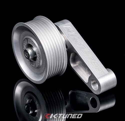 K-Tuned - K-Tuned Adjustable EP3 Pulley Kit