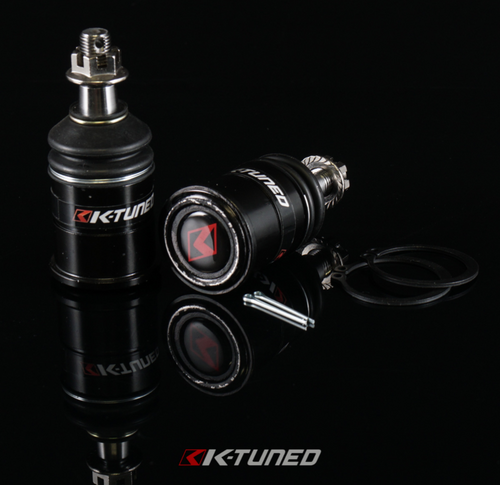 K-Tuned - Roll Center / Extended Ball Joints - 01-05 Civic / 02-04 RSX