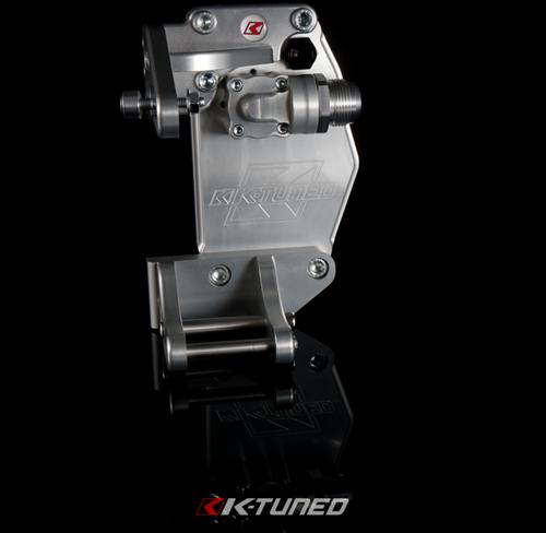 K-Tuned - Water Plate w/ Alternator Brackets
