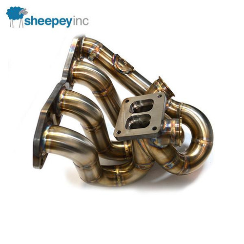 Sheepey - K Series LEAN Turbo Manifold