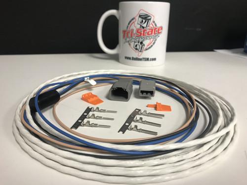 TSM - Diy Rear Wheel Speed Sensor
