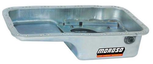 Moroso - Street/Strip Oil Pan Acura VTEC, Non-VTEC and Honda B16A3 engine