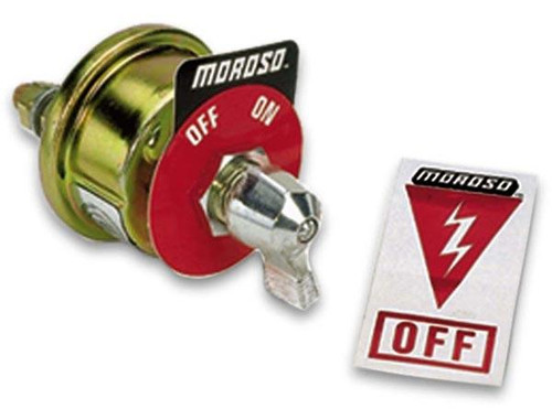 Moroso - BATTERY DISCONNECT SWITCH