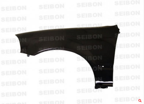 Seibon -OEM-STYLE CARBON FIBER FENDERS FOR 1996-1998 HONDA CIVIC