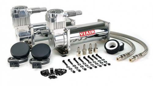Air Lift Performance - Viair 444C Dual Pack Compressor - 200 PSI