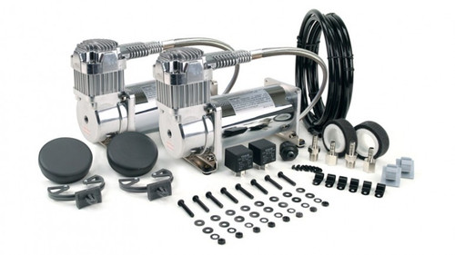 Air Lift Performance - Viair 400C Dual Pack Compressor - 150 PSI