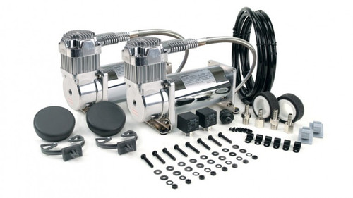 Air Lift Performance - 380C Dual Pack Compressor - 200 PSI