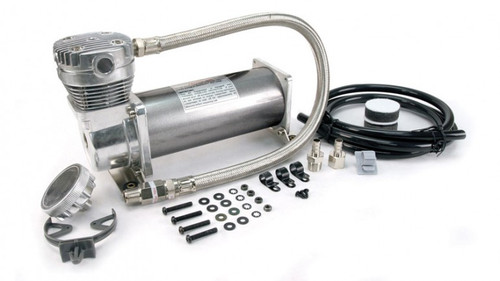 Air Lift Performance - Viair 480C Chrome Compressor - 200 PSI