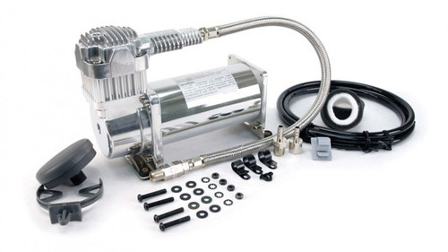 Air Lift Performance - Viair 380C Chrome Compressor - 200 PSI