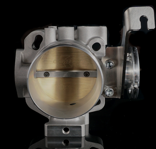 K-Tuned - 70mm Cast Throttle Body  Dual PRB/RBC Bolt Pattern