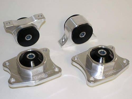 Hasport - 00-09 S2000 Rear Differential Mounts
