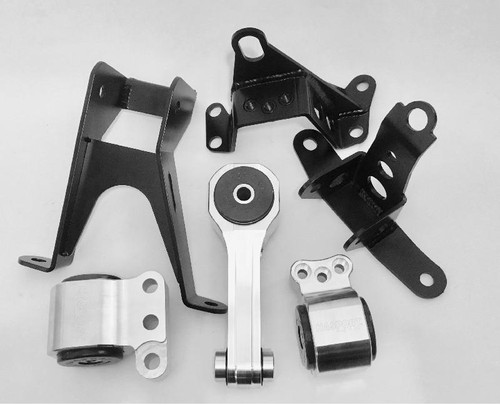 Hasport - 16-18' Honda Civic L15B7 Replacement Mounts