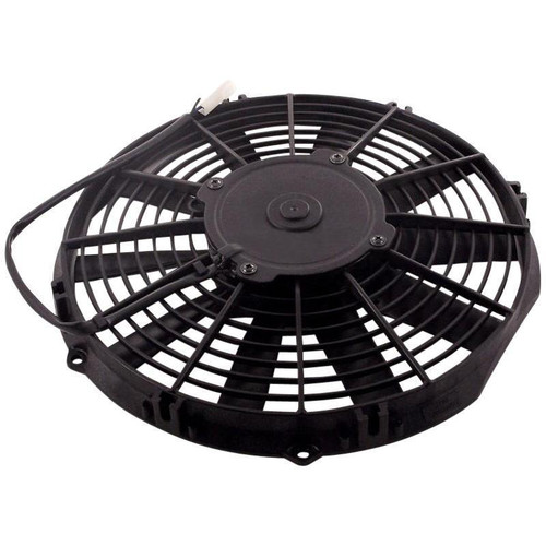 Hybrid Racing -  HI Performance Cooling Fan - SLIM - 1600 CFM - 12 INCH DIA
