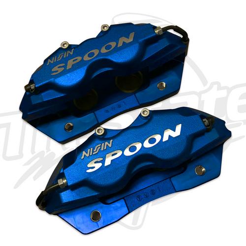 Spoon Sports - Twin Block Caliper Set - Civic EG6,EK4/9,DC2,EP3,GD3,GE8
