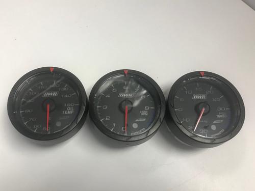 BWR - Manual Gauges