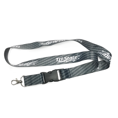 TSM - Detachable Lanyard (CARBON PATTERN)