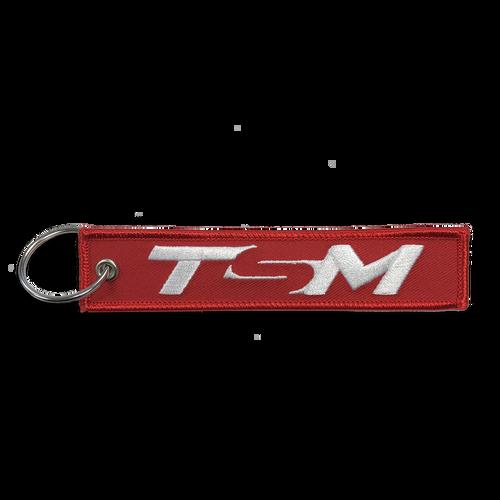TSM - Red Keychain