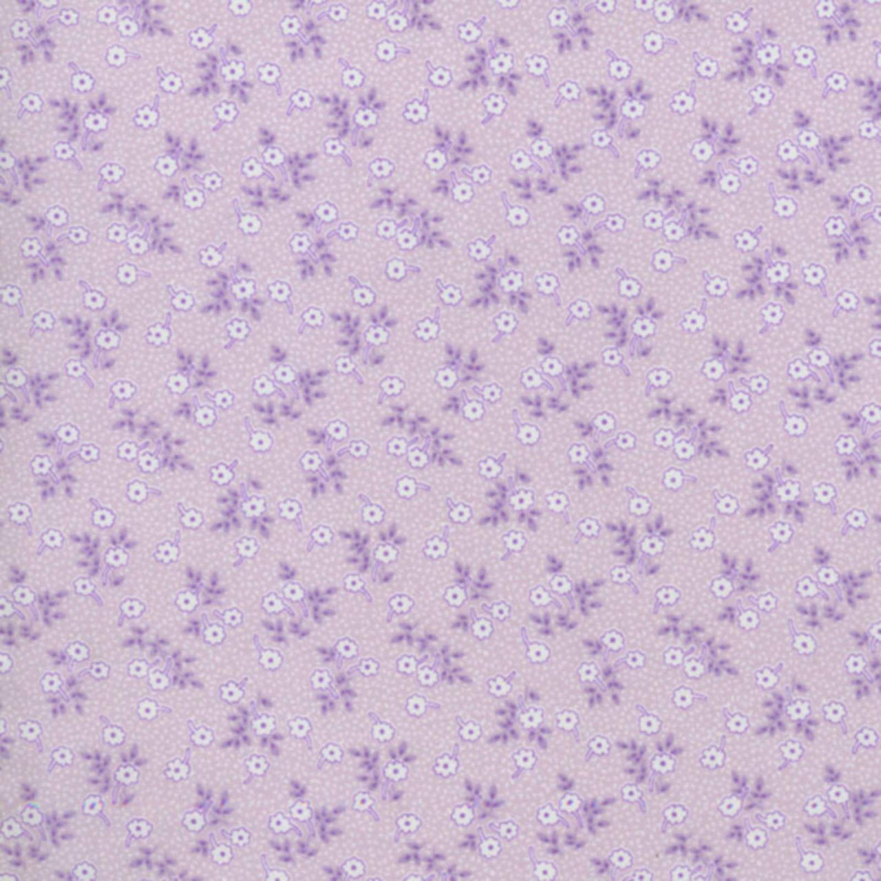 Small Dark Pink Outlined White Flowers On Pink 1586 1 Everything