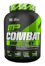 MusclePharm Combat 100% Whey Protein Powder - Cappuccino, 5 Lbs