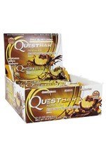 Quest Nutrition Quest Protein Bar - Chocolate Peanut Butter - (12 bars)