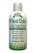 Garden Greens Wheat Grass - Lemon 32 oz