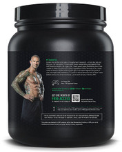 JYM Supplement Science, PRE JYM, Pre-Workout with BCAA's, Creatine HCI, Citrulline Malate, Beta-alanine, Betaine, Alpha-GPC, Beet Root Extract and more, Refreshing Melon, 30 Servings  back