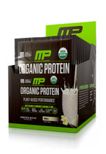 Plant based Organic Vanila 12 packets