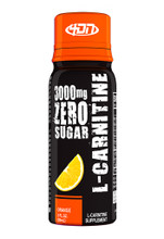L-Carnitine 3000Mg 3 Oz 89Ml Orange (12 Shots - Packet)
