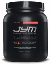 JYM Supplement Science Post Carb Mandarin Orange Powder, Pack of 30 Front