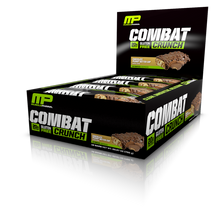 Combat Crunch Protein Bar Chocolate Peanut Butter Cup  Flavor