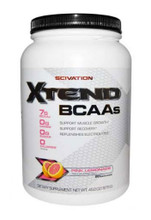 Scivation Xtend BCAA - Pink Lemonade, 90 Servings