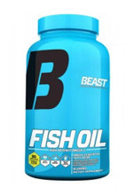Beast Sports Nutrition	Beast Fish Oil - 90 Softgels