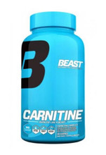 Beast Sports Nutrition	Beast Carnitine - 90 Capsules, 45 Servings