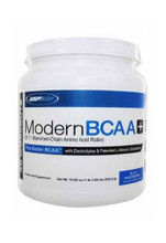 USP LABS Modern BCAA - Blue Raspberry, 30 Servings