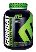 MusclePharm Combat Whey Protein Powder - Vanilla 4 Lbs