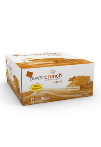 Power Crunch Protein Bar - Salted Caramel (12 Bars)