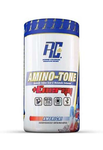 Ronnie Coleman Amino Tone Energy - America, 30 Servings